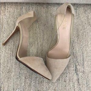 Raye heels nude 36.5